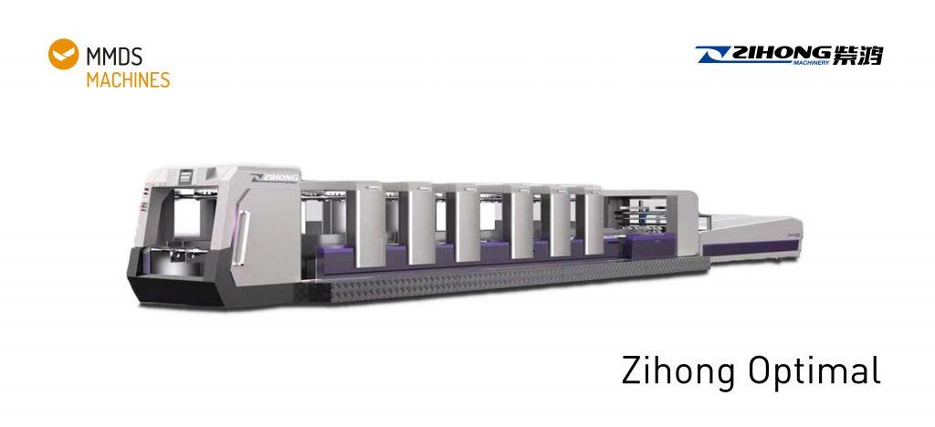 Zihong składarko-sklejarka